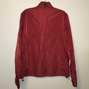 7f689f3c9d4 Hugo Boss Jackets & Coats | Water Resistant Cosmen Red Jacket | Poshmark